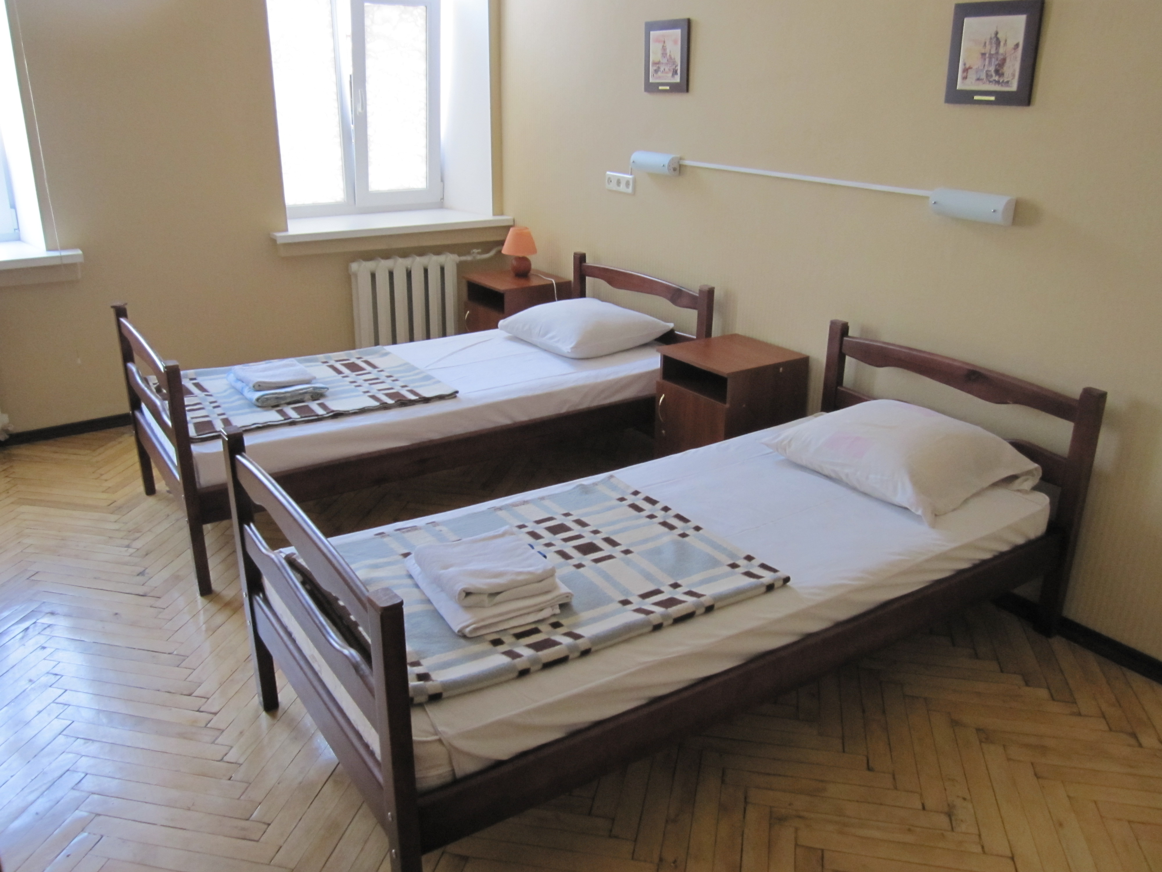 Двухместная комната Twin Bed Private